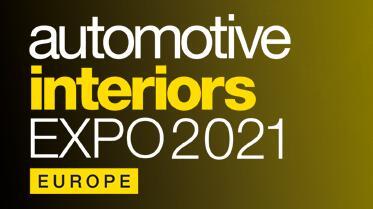 2021年11月9日〜11日にドイツのシュトゥットガルトで開催されたAutomotive InteriorsEXPOでお会いしましょう。